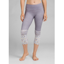 Women's Pillar Printed Capri