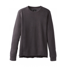 Men's Norcross LS Crew by Prana in Anchorage Ak