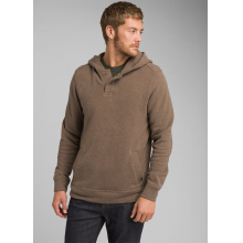Men's Trawler Hooded Henley by Prana in Squamish Bc