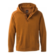 Men's Trawler Hooded Henley by Prana in Anchorage Ak