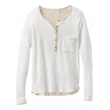 Women's Hensley Henley by Prana in Anchorage Ak