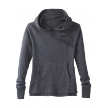 Women's Shea Waffle Hoodie by Prana in Red Deer Ab