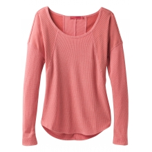 Women's Remi Waffle Pullover by Prana