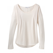 Women's Remi Waffle Pullover by Prana in Sioux Falls SD