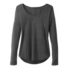 Women's Remi Waffle Pullover by Prana in Fairbanks Ak