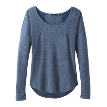 Women's Remi Waffle Pullover by Prana in Oro Valley Az