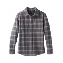 Men's Brayden LS Flannel by Prana in Bentonville Ar