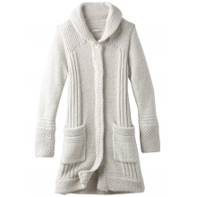 Women's Elsin Sweater Coat by Prana in South Lake Tahoe Ca