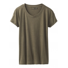 Women's Cozy Up T-shirt by Prana in Johnstown Co