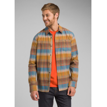 Men's Wyndwell Flannel by Prana in Lakewood Co