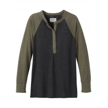 Women's Cozy Up Henley by Prana in Greenwood Village Co