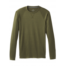 Men's Transverse Long Sleeve Crew by Prana in Fort Smith Ar