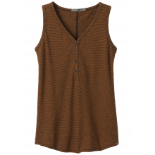 Women's Patty Tank by Prana in Golden Co