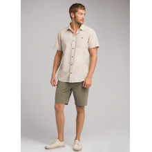 Men's Jaffra Short Sleeve Shirt by Prana in Iowa City IA