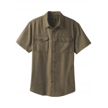 Men's Merger Short Sleeve Shirt by Prana in Medicine Hat Ab