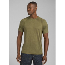 Men's Transverse Short Sleeve Crew by Prana