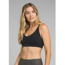 Women's Momento Bra by Prana in Golden Co