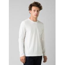 Mens prAna Long Sleeve T-Shirt-Tall