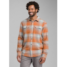 Men's Lybek Flannel Standard - Tall by Prana in Sioux Falls SD
