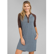 Women's Cozy Up Henley Dress by Prana
