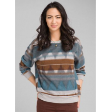 Women's Cozy Up Printed Sweatshirt by Prana in Sioux Falls SD