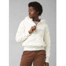Women's Esla Half Zip Pullover by Prana