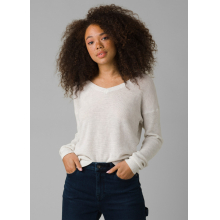 Women's Milani Vneck Sweater