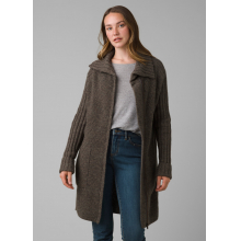Women's Yunna Cardigan by Prana in Boulder CO
