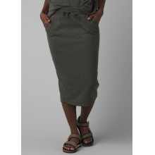 Women's Cozy Up Midi Skirt by Prana in Sioux Falls SD