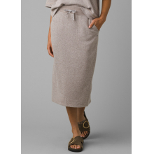 Women's Cozy Up Midi Skirt by Prana in Chelan WA