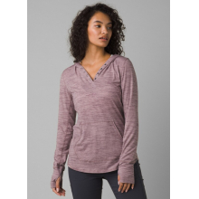 Women's Sol Protect Hoodie by Prana