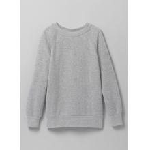 Women's Cozy Up Sweatshirt by Prana in Golden CO