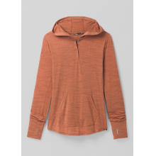 Women's Sol Protect Hoodie by Prana in Boulder CO