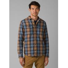 Men's Westbrook Flannel Shirt by Prana in Golden CO