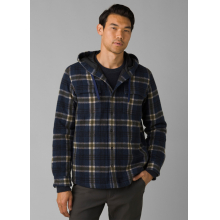 Men's Asgard Hooded Flannel Shirt