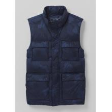 Men's Red Slate Vest