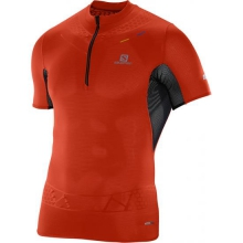 S-Lab Exo Zip Tee by Salomon