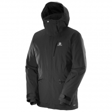 Men's Qst Snow Jacket M by Salomon in Fort Smith Ar