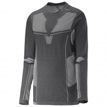 Women's Primo Warm Ls Cn Seamless Tee by Salomon