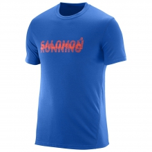 Park Tech Ss Tee M by Salomon