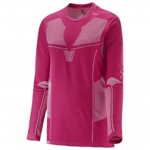Primo Warm LS Cn Seamless Tee W by Salomon in Little Rock Ar