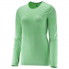 Elevate Seamless LS Tee W