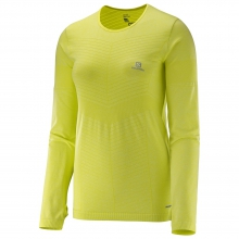 Elevate Seamless LS Tee W by Salomon