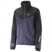 Pulse Softshell Jacket W by Salomon in Vernon Bc