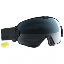 XMAX BLACK + XTRA LENS by Salomon