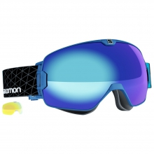XMAX BLUE+XTRA LENS by Salomon