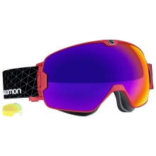 XMAX RED+XTRA LENS by Salomon