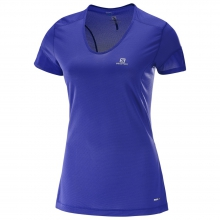 Womens Trail Runner Ss Tee by Salomon