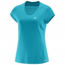 Womens Comet Plus Ss Tee by Salomon