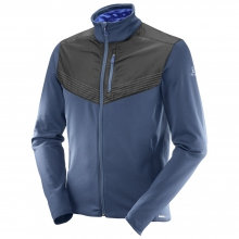 Pulse Mid Reflective Jkt M by Salomon in Logan Ut